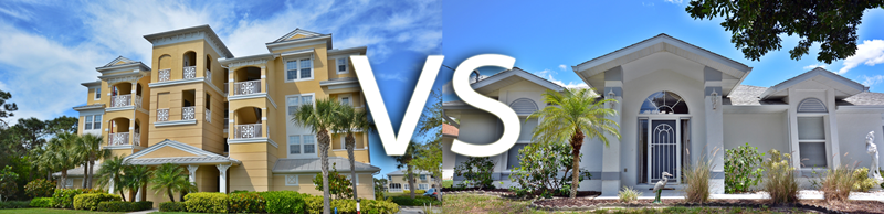 Which is best?  Condo or Home?